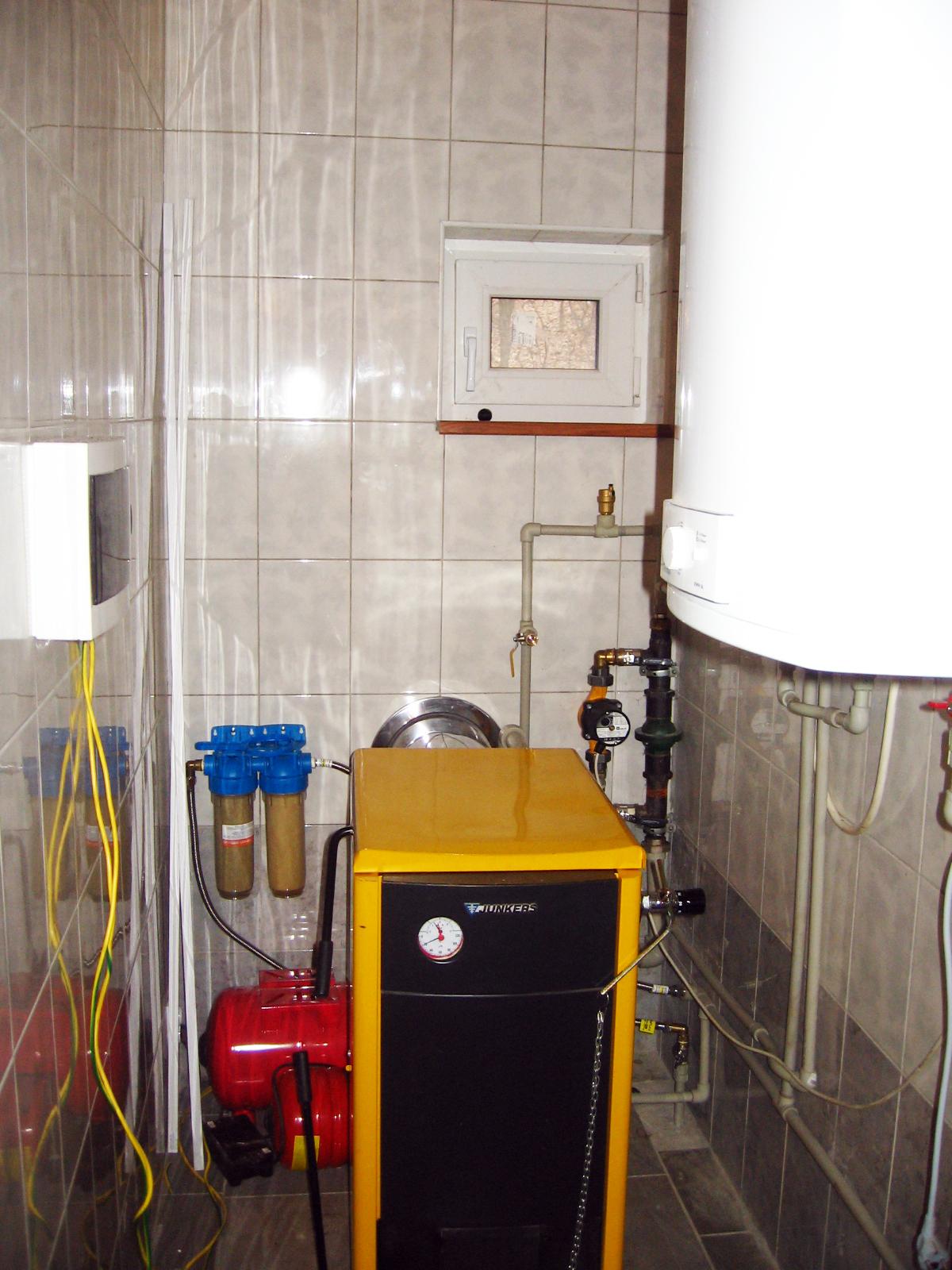 Установка настенного газового котла: монтаж 96