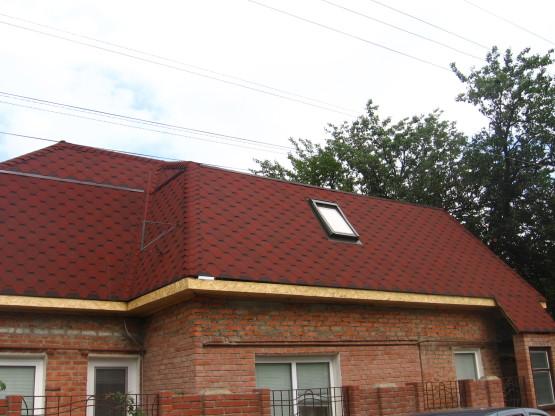 Реконструкция крыши (кровельные работы)