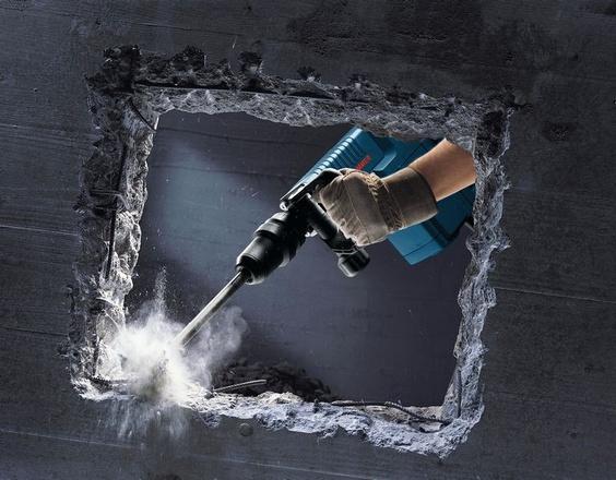 Вырез проёмов в стенах